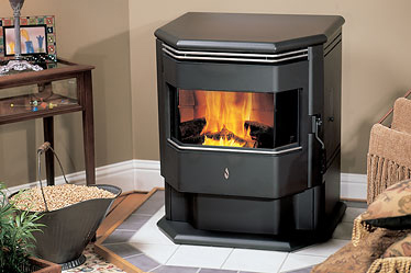 lennox montage pellet stove manual